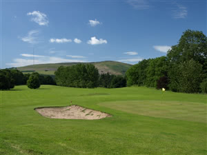 Image of the grounds at North Wales Golf Club