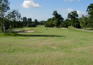 Image of the grounds at Whitewebbs Park Golf Course
