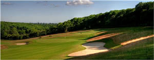 Image of the grounds at Farleigh Golf Club