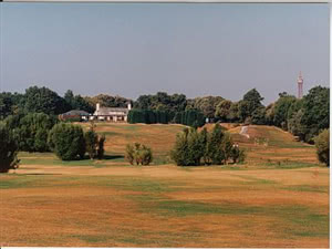 Image of the grounds at Blackpool Park Golf Club