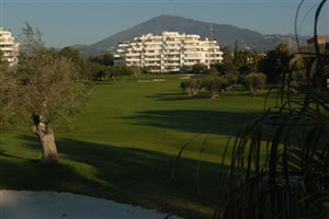 Image of the grounds at Guadalmina Golf Resort