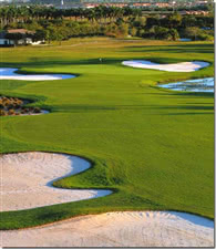 Image of the grounds at TPC Heron Bay