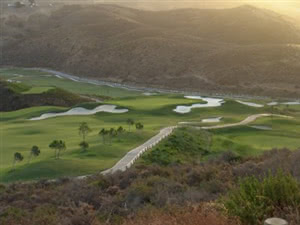 Image of the grounds at Calanova Golf Club