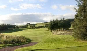 Image of the grounds at West Linton Golf Club