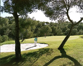 Image of the grounds at Club de Golf Las Ramblas de Orihuela