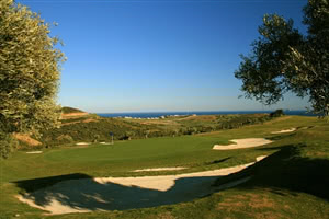 Image of the grounds at Finca Cortesin Golf Resort
