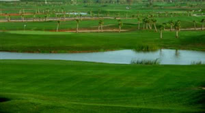 Image of the grounds at Foressos Golf Club