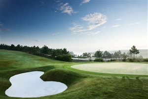 Image of the grounds at Bom Sucesso Golf Course