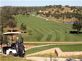 Image of the grounds at Silves Golf Resort