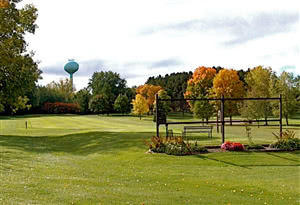 Image of the grounds at Grand View Golf Club