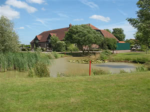 Image of the grounds at Nazeing Golf Club