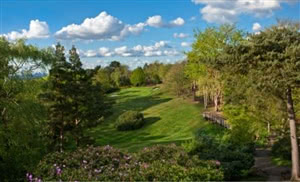 Image of the grounds at The Addington Golf Club
