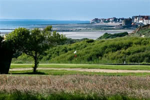 Image of the grounds at Golf de Wimereux