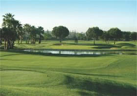 Image of the grounds at Club de Golf Terramar de Sitges