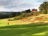 Image of the grounds at Reigate Heath Golf Club