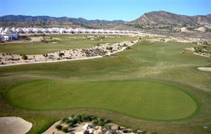 Image of the grounds at El Valle Golf Resort