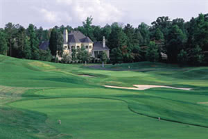 Image of the grounds at TPC Piper Glen
