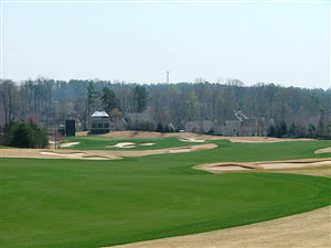 Image of the grounds at TPC Sugarloaf