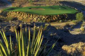 Image of the grounds at TPC Las Vagas The Canyons
