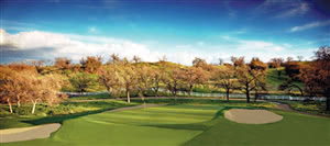 Image of the grounds at TPC Valencia