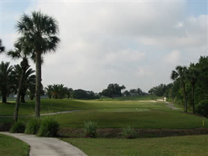 Image of the grounds at Ridgewood Lakes Golf Club