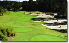 Image of the grounds at Disney's Osprey Ridge Golf Course