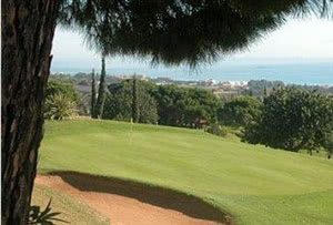 Image of the grounds at Club de golf Llavaneres
