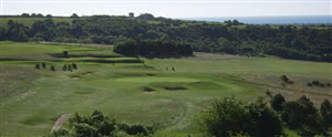 Image of the grounds at Worthing Golf Club