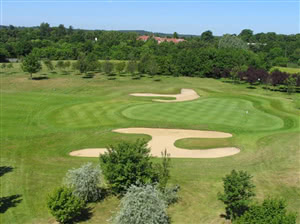 Image of the grounds at Windlesham Golf Club