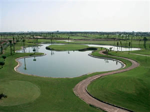 Image of the grounds at Roda Golf and Beach Resort