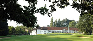 Image of the grounds at South Herts Golf Club