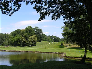 Image of the grounds at European Lakes Golf and Country Club
