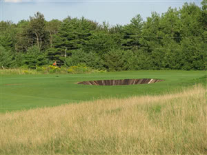 Image of the grounds at The Links at Monck's Landing Golf Club
