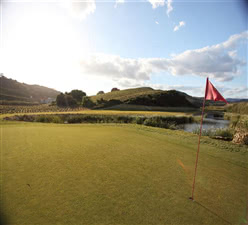 Image of the grounds at Casares Golf