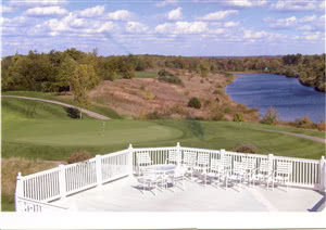 Image of the grounds at Reserve Run Golf Course