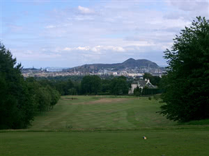 Image of the grounds at Murrayfield Golf Club