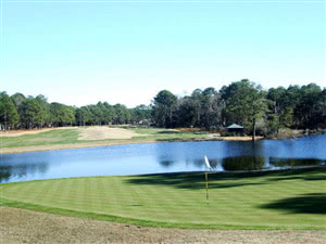 Image of the grounds at Pawleys Plantation Golf & Country Club