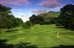 Image of the grounds at Duddingston Golf Club