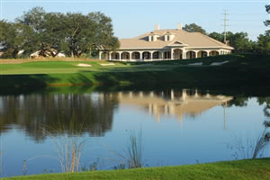 Image of the grounds at Founders Club at Pawley Island