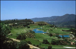 Image of the grounds at Club de Golf La Canada