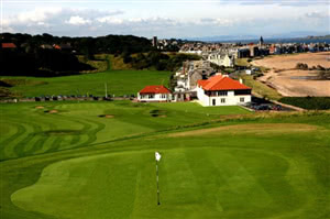 Image of the grounds at Glen Golf Club