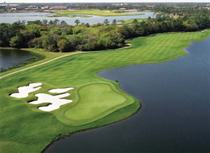 Image of the grounds at Legacy Golf Club at Lakewood Ranch