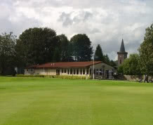 Image of the grounds at Milnathort Golf Club