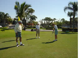 Image of the grounds at Terra Ceia Bay Golf & Tennis Club