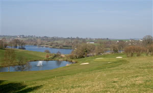 Image of the grounds at Golf de Vire