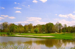 Image of the grounds at Eagle Creek Golf Club