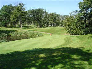 Image of the grounds at Rusper Golf Club