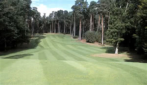 Image of the grounds at Woburn Golf Club