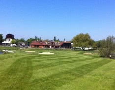 Image of the grounds at Rayleigh Club Golf Resort
