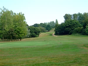 Image of the grounds at Basildon Golf Course